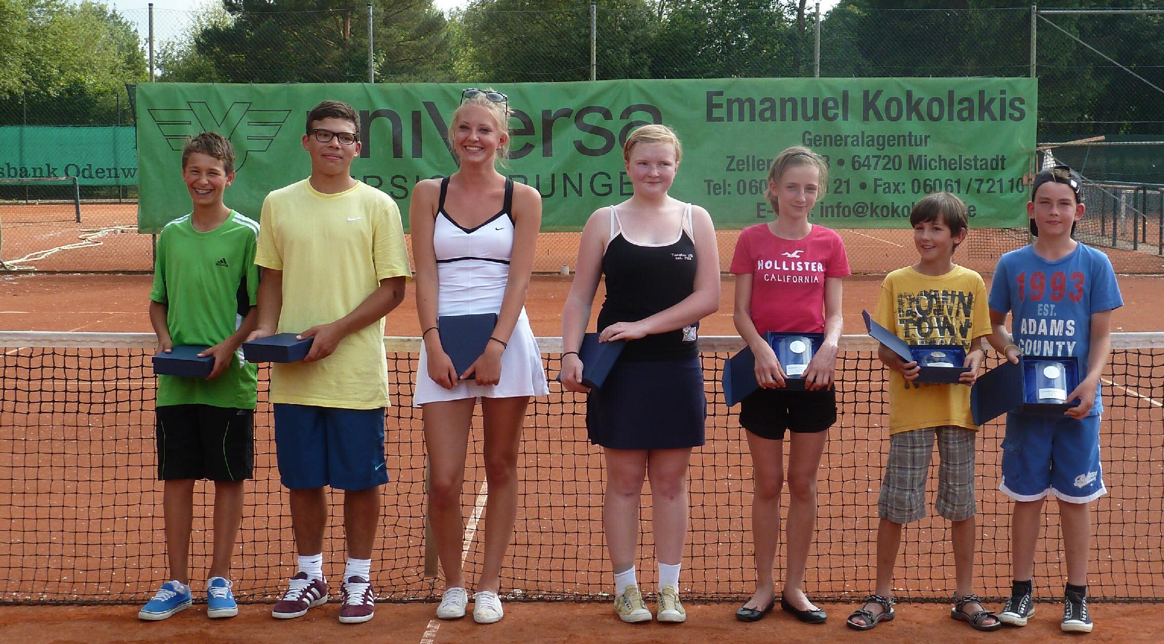 Fenster Helm Bad König : Kreismeisterschaften der Jugend 2011 vom 31Mai bis 5 Juni 2011